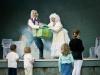 Spektakl wzbudzał nie tylko zainteresowanie wśród dorosłych Maruczella - Teatr Nikoli