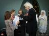 Rozdawanie autografów Maruczella - Teatr Nikoli