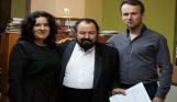 Kałudi Kałudow wystąpił w kościele farnym