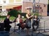 Powitanie gości Koncerty Letnie - Kwartet Bramy Morawskiej wraz z