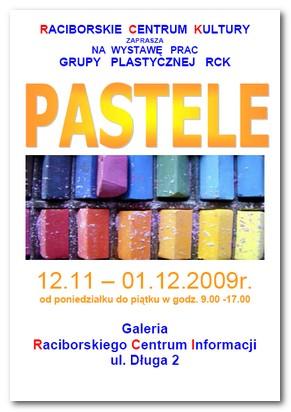ae2ea653145a9 Wystawa Pastele - RCK - Raciborskie Centrum Kultury