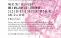 """""""Art journal - Wyrazić siebie"""" - WARSZTATY"""