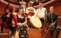 """Majówka 2015 - Spektakl pt. """"Farfurka Królowej Bony"""" w wykonaniu Floripari, warsztaty prowadzone przez tancerzy Baletu Dworskiego Sotto le Stelle"""