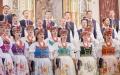 Zespół Pieśni i Tańca Śląsk im. Stanisława Hadyny w kościele WNMP w Raciborzu w ramach XXXII Dni Muzyki Organowej i Kameralnej