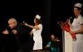 Psychoterapia u DOKTORA MIŁOŚĆ - kabaret muzyczny wystąpił w DK STRZECHA