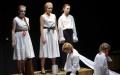 """Spektakl """"KRWAWE HISTORIE"""" zapowiadający I Ogólnopolski Festiwal Teatralny w Raciborzu - 25 lat Tetraedru"""