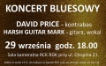 Koncert Bluesowy: David Price, Harsh Guitar Mark