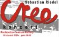 Koncert - Sebastian Riedel, Cree