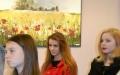 Wystawa poplenerowa Liceum Plastycznego z Raciborza