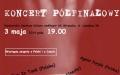 FESTIWAL ZESPOŁÓW MŁODZIEŻOWYCH - Koncert Półfonałowy