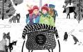 ,,Kacper i Emma - zimowe wakacje''- poranek filmowy