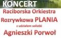 Koncerty Letnie - PLANIA z udziałem solistki Agnieszki Porwoł