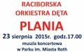 Koncerty letnie - Plania