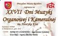 Dni Muzyki Organowej i Kameralnej - koncert kameralny (CAPELLA CRACOVIENSIS)