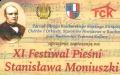 XI Festiwal Pieśni Stanisława Moniuszki