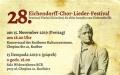 28 Festiwal Pieśni Chóralnej do słów Eichendorffa