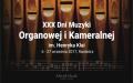 XXX Dni Muzyki Organowej i Kameralnej im .Henryka Klai w Raciborzu