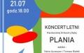 """Koncerty letnie - Klasyka operetki - N.Ayvazyan, T.Białek i Orkiestra Dęta """"Plania"""""""
