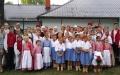 """Koncert """"Pod Strzechą Niepodległości"""" - podsumowanie projektu polsko-czeskiego """"Folklor nas łączy"""""""