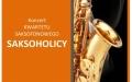 Koncert letni - Kwartet SAKSOHOLICY