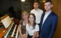 Koncert uczniów i absolwentów klasy organów w ramach XXXII Dni Muzyki Organowej i Kameralnej im. H. Klai w Raciborzu