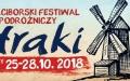 XV RACIBORSKI FESTIWAL PODRÓŻNICZY WIATRAKI 2018