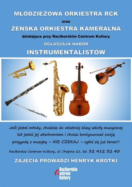 Orkiestry nabór 2018