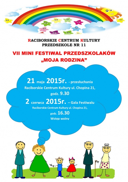 Festiwal Przedszkolaków