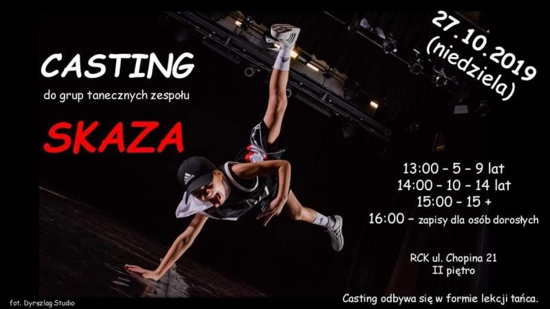 Skaza casting 19