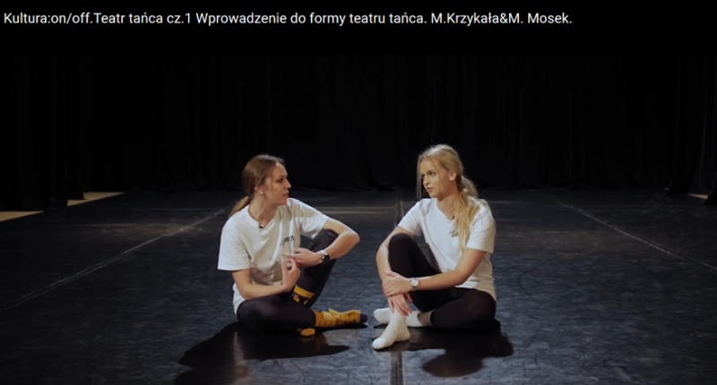 Teatr tańca on-off