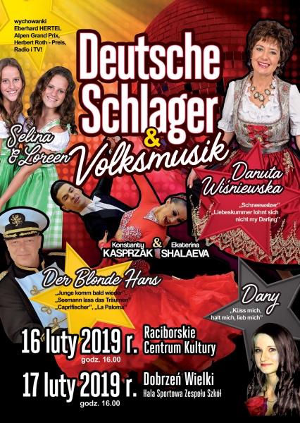 Koncert Noworoczny Schlager