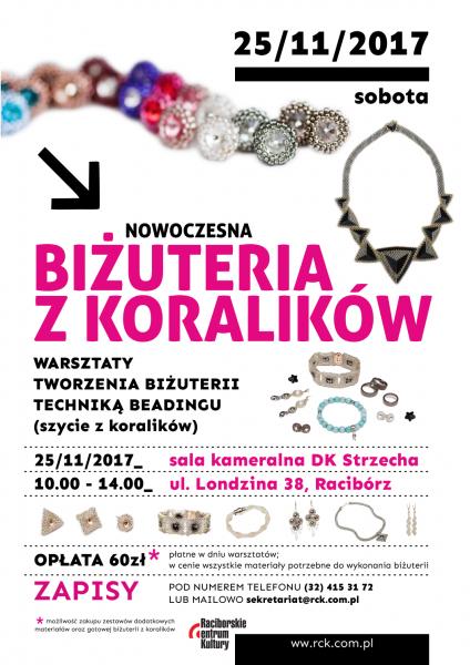 Biżuteria warsztaty